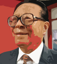 Jiang Zemin 江沢民