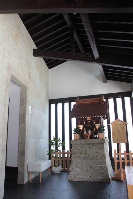 櫻木神社 川屋神社 トイレの神様