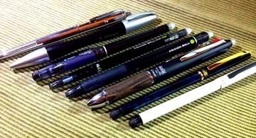 ボールペン考