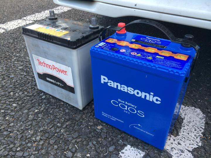 Panasonic caos
