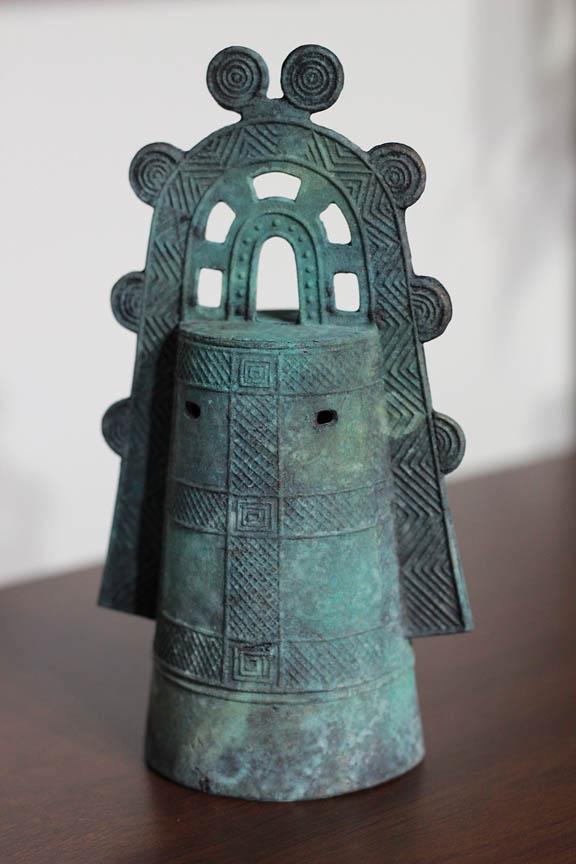 柏木美術鋳物研究所 銅鐸