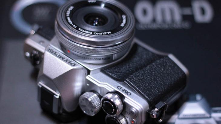 OLYMPUS OM-D E-M10 MarkII