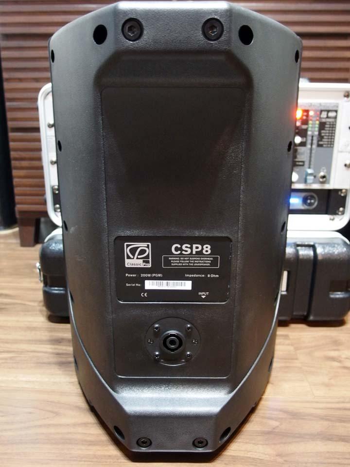 CLASSIC PRO / CSP8