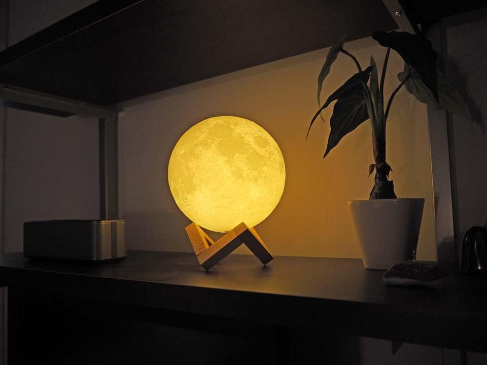 Tooge:P3天体ランプ-月