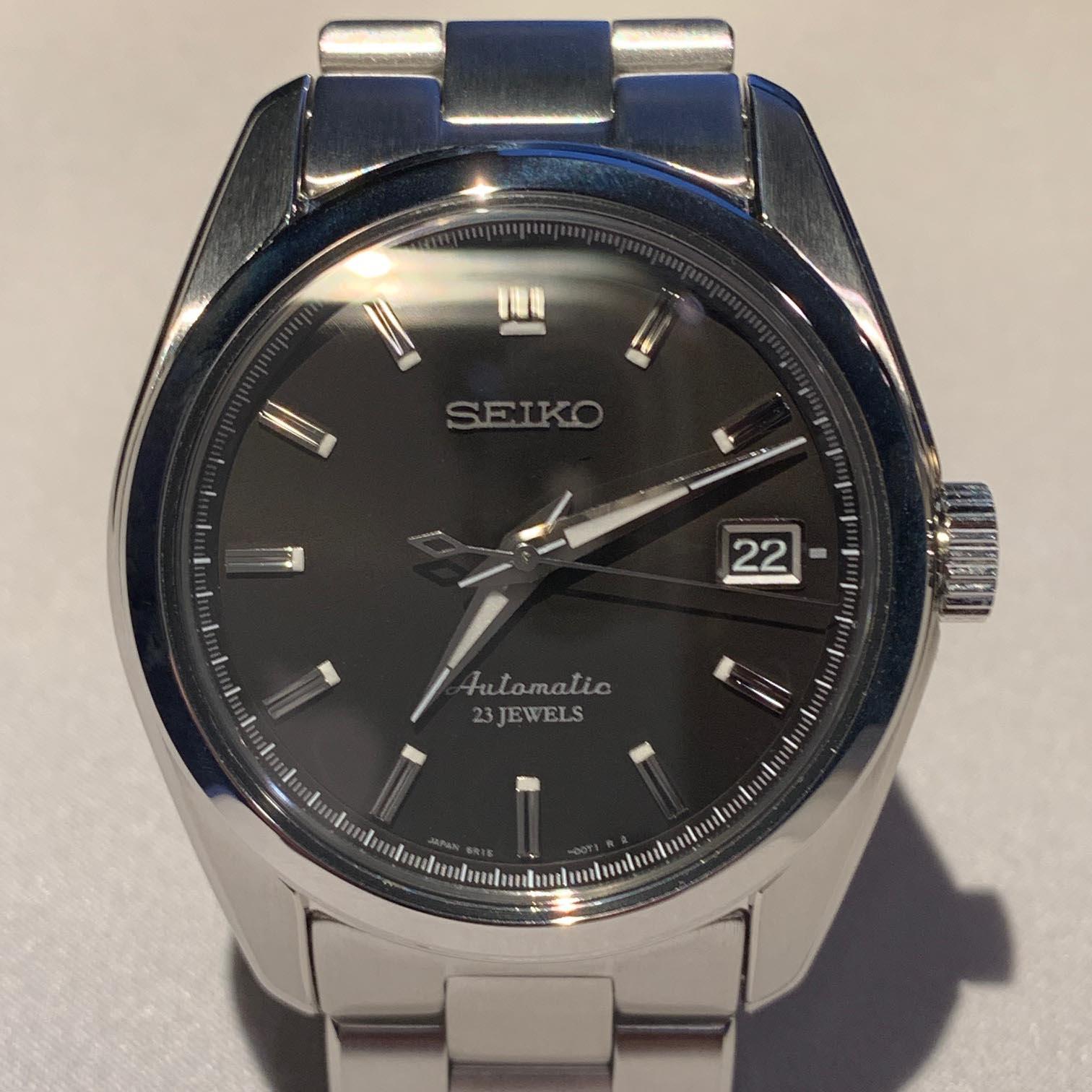 SEIKO 腕時計 MECHANICAL メカニカル SARB033